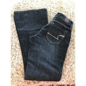 NWT American Eagle Real Flare Jeans Size 4